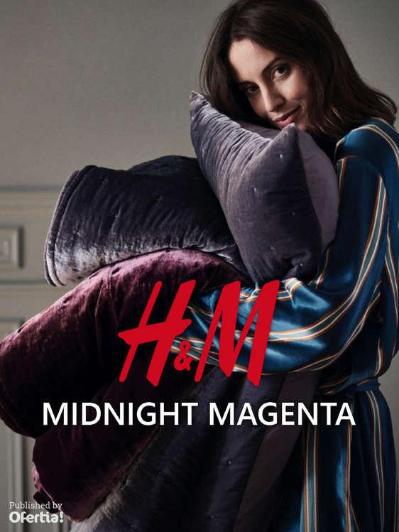 Ofertas de H&M, Midnight Magenta