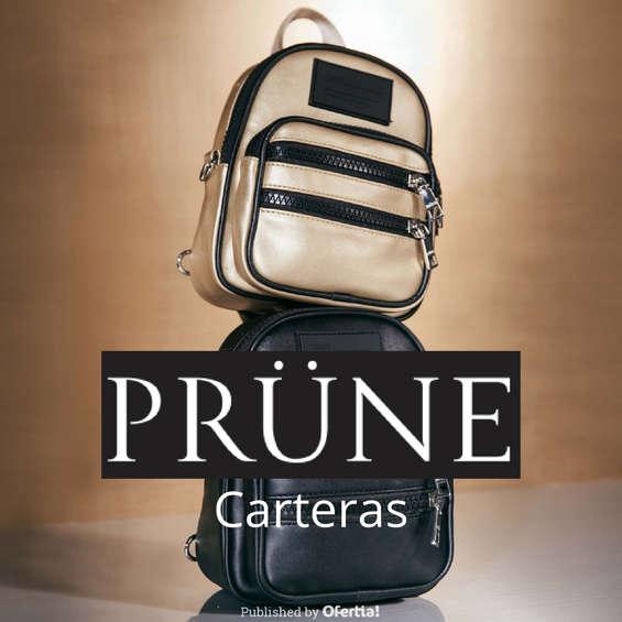 Ofertas de Prüne, Carteras