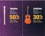 Ofertas de Yamaha Instrumentos, outlet Crowne Plaza