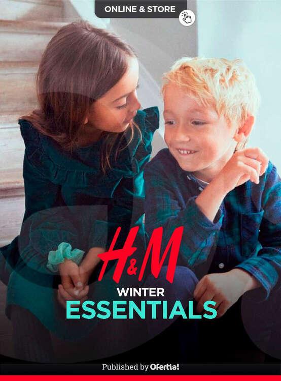 Ofertas de H&M, Winter essentials