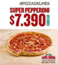 Pizza del mes