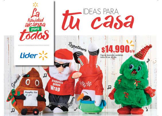 Ofertas de Lider, La Navidad alcanza para todos