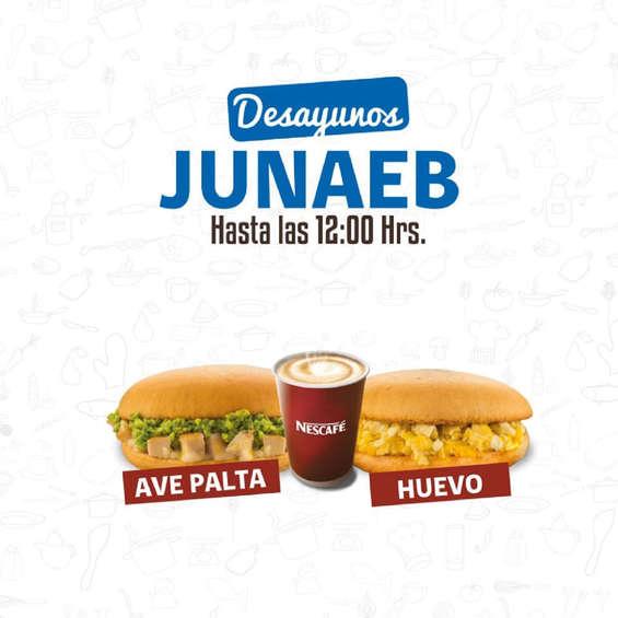 Ofertas de Juan Maestro, Junaeb