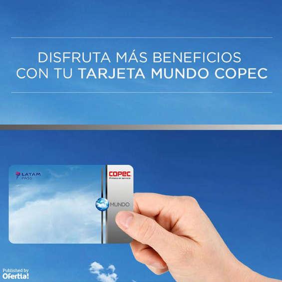 Ofertas de Copec, Beneficios