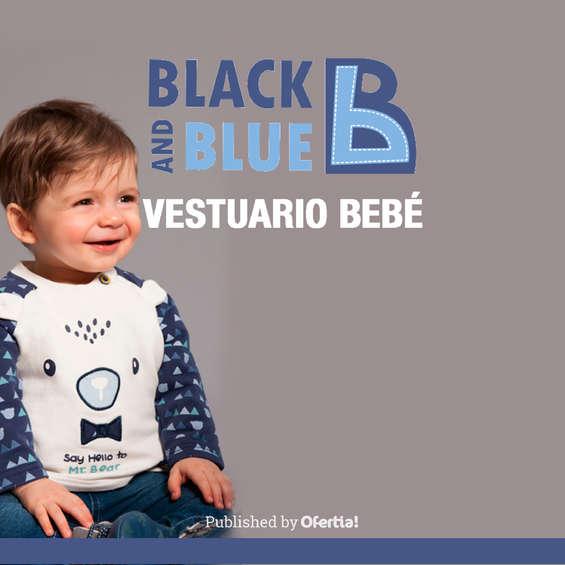 Ofertas de Black And Blue, Vestuario Bebé