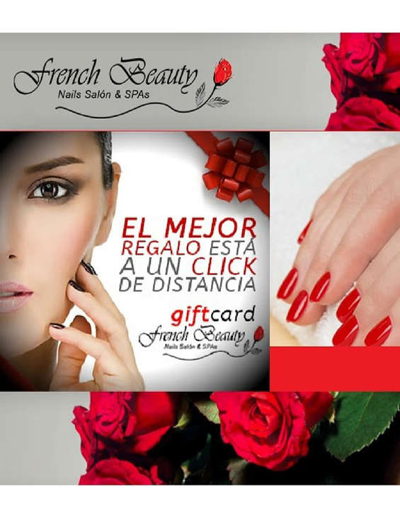 Ofertas de French Beauty, French Beauty Giftcards