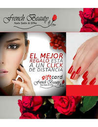 French Beauty Giftcards