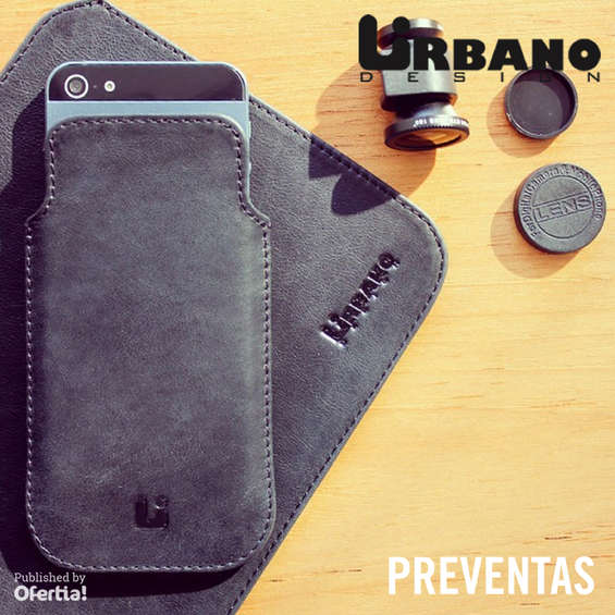 Ofertas de Urbano Design, black level collection