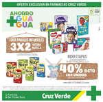 Ofertas de Cruz Verde, GUAGUA