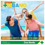 Ofertas de Cruz Verde, Ofertas Plan Verano