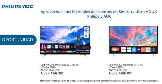 Ofertas de Coopercarab, Phillips/AOC
