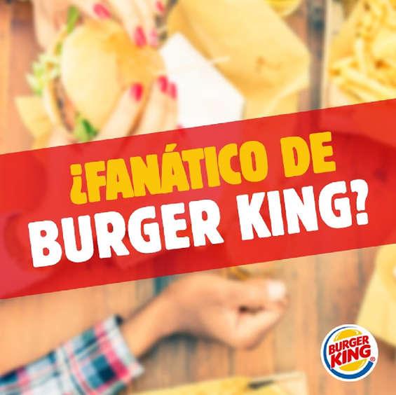 Ofertas de Burger King, Para los tentados