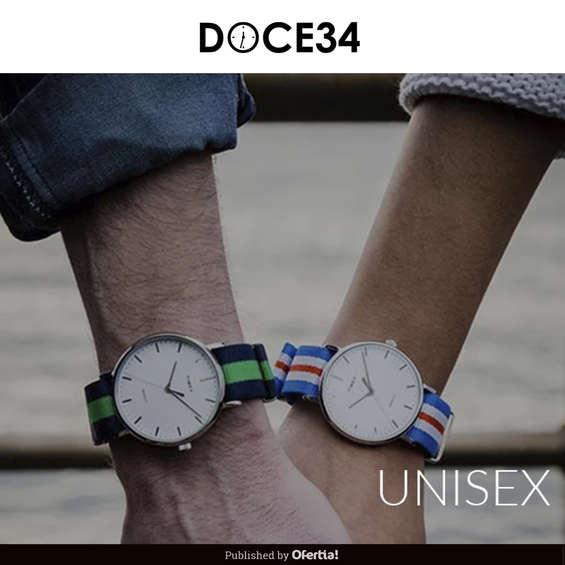 Ofertas de Doce 34, Unisex