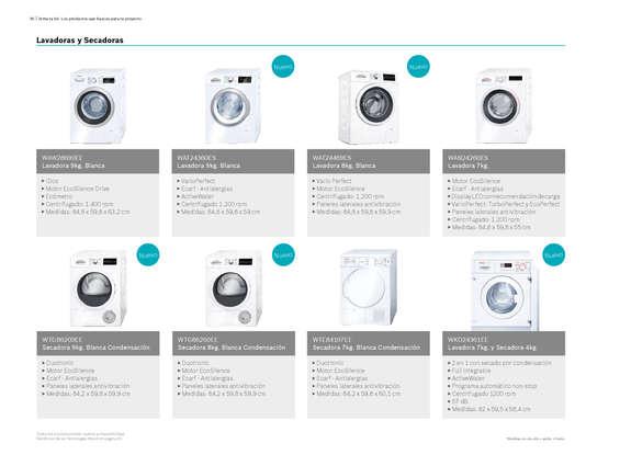 Ofertas de Bosch, Catálogo Builder Business