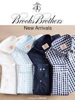 Ofertas de Brooks Brothers, New Arrivals