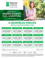 Ofertas de Banco Falabella, Seguros