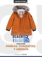 Ofertas de Black And Blue, Parkas, chaquetas y abrigos