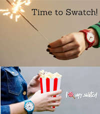 Time to Swatch!
