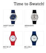 Ofertas de Swatch, Time to Swatch!