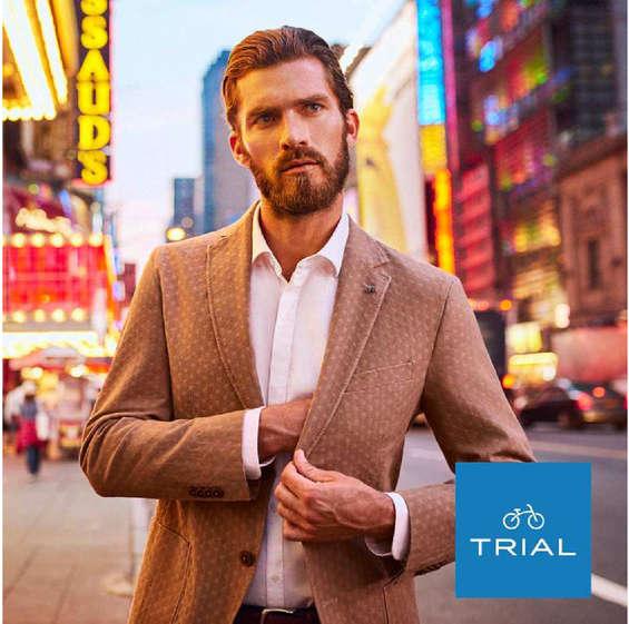 Ofertas de Trial, adelanto lookbook my way