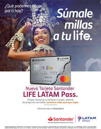 Life Latam Pass