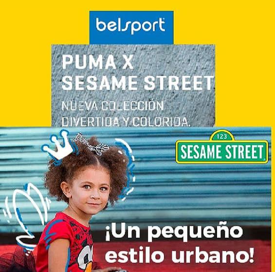 Ofertas de Belsport, Puma x Sesame Street