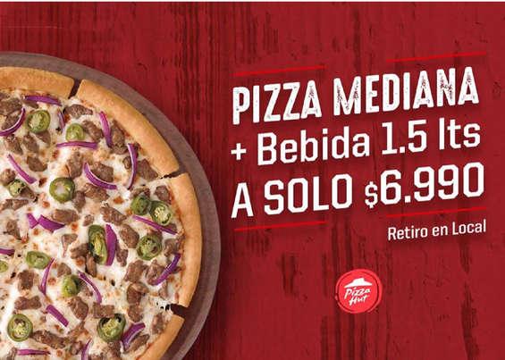 Ofertas de Pizza Hut, Promo Pizza Hut
