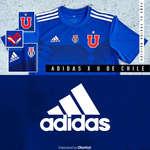 Ofertas de Adidas, Adidas x U De Chile