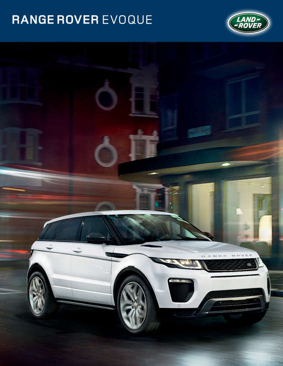 Ofertas de Land Rover, Range Rover Evoque