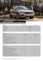 Ofertas de Volkswagen, Nuevo Touareg