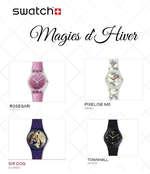 Ofertas de Swatch, Magies d'Hiver