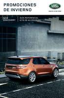 Ofertas de Land Rover, promoción invierno new discovery