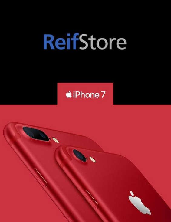 Ofertas de Reifstore, Todo en iPhone 7