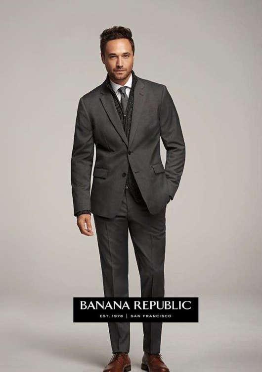 Ofertas de Banana Republic, new arrivals hombre