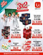 Ofertas de Unimarc, 3x2 La Fórmula Del Ahorro