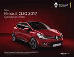 Ofertas de Renault, new clio 2017