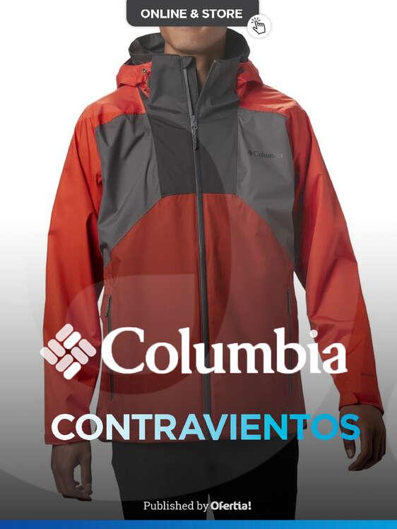 Ofertas de Columbia, Contravientos