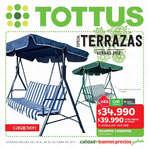 Ofertas de Tottus, Especial Terrazas verano 2018
