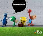 Ofertas de BCI, Descuentos