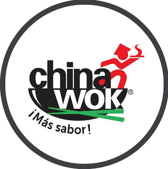 Ofertas de China Wok, Vive el sabor