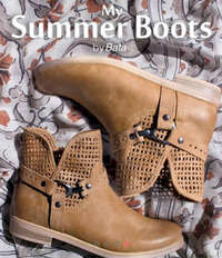 My Summer Boots
