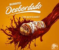 Burrito desbordado