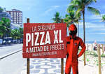 Ofertas de Pizza Hut, Pizza XL