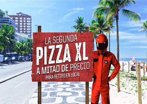 Ofertas de Pizza Hut, Pizza XL