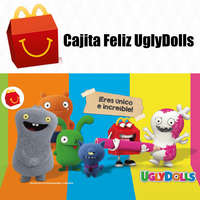 Cajita Feliz UglyDolls