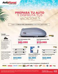 Prepara Tu Auto Y Disfruta Tus Vacaciones