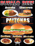Ofertas de Bufalo Beef, Parrilleros