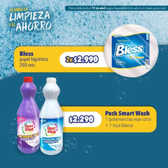 Ofertas de Liquimax, Limpieza y ahorra