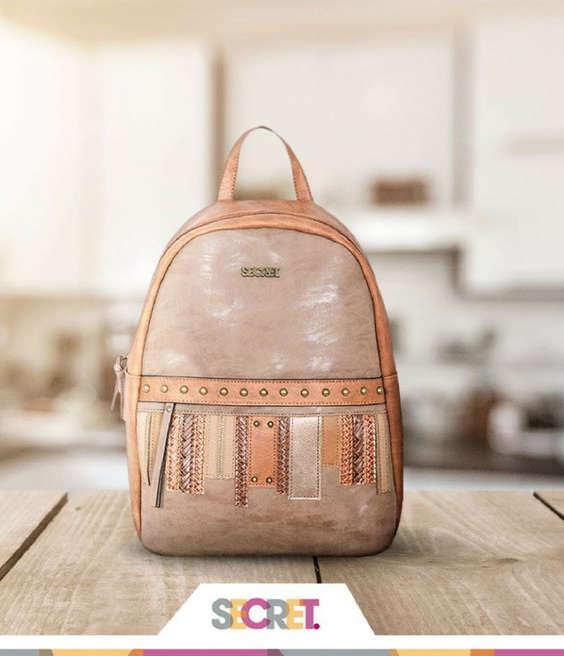Ofertas de Carteras Secret, Colección Backpacks