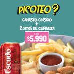 Ofertas de Schop Dog, Picoteo